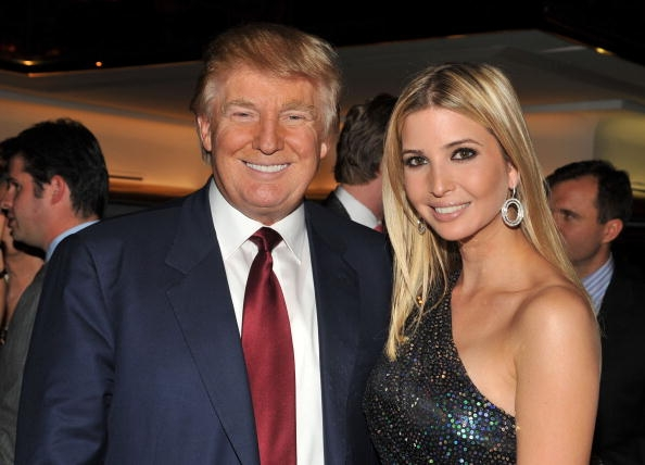 Ivanka Trump – a daughter's triumph..